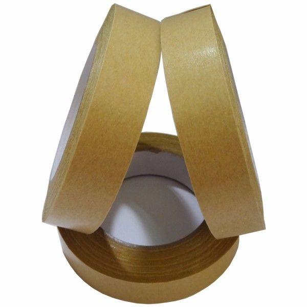 紙テープ防水粘着クラフト感圧性のクラフト テープ繊維ライン